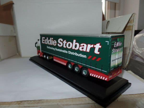 Oxford 76VOL4001 VOL4001 Volvo FH4 Curtainside Truck Eddie Stobart Phoebe Grace